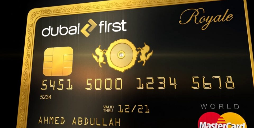 Bank of Dubai First Royale Mastercard
